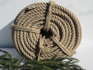 джутовая веревка