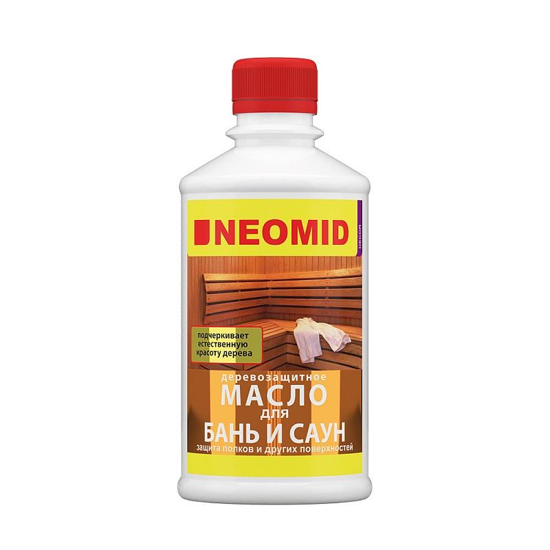 Неомид (Neomid) Sauna Oil Масло для бань и саун