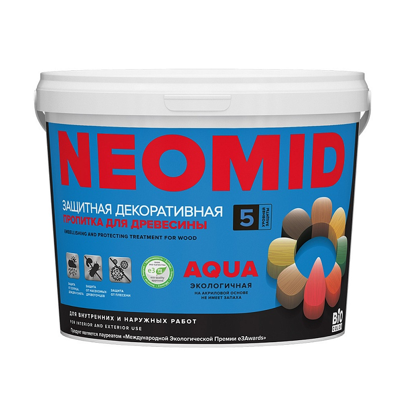 Неомид (Neomid) Bio Color AQUA