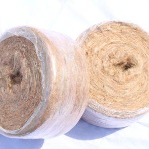 Пакля джутовая (ленточная) для конопатки 7-8 мм
