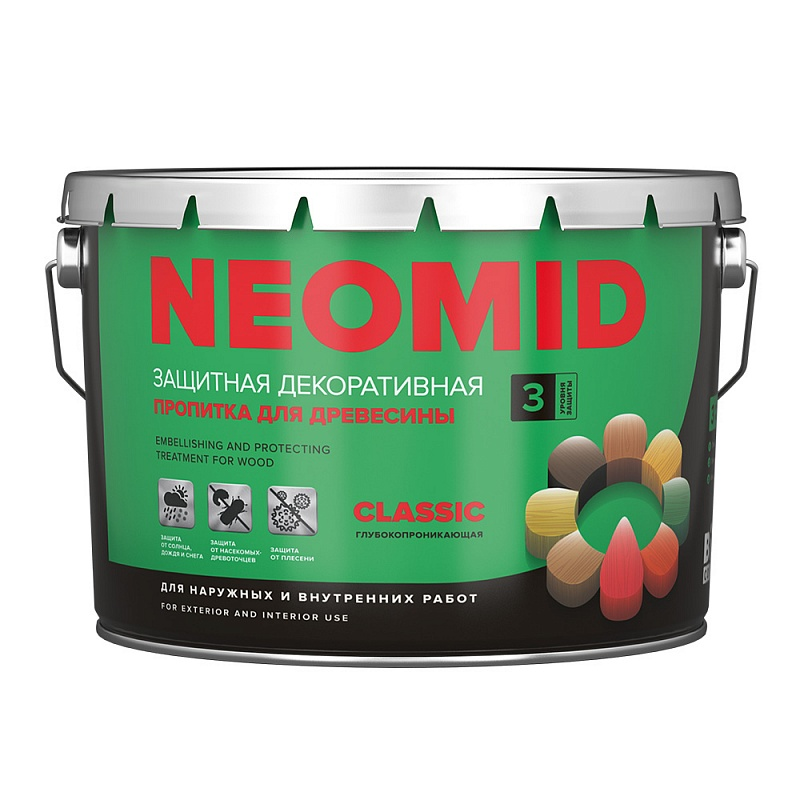 Неомид (Neomid) Bio Color CLASSIC
